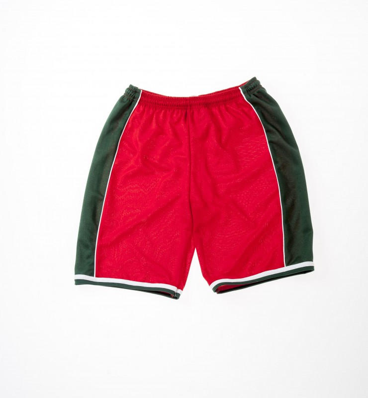 Canterbury Cougars basketball short