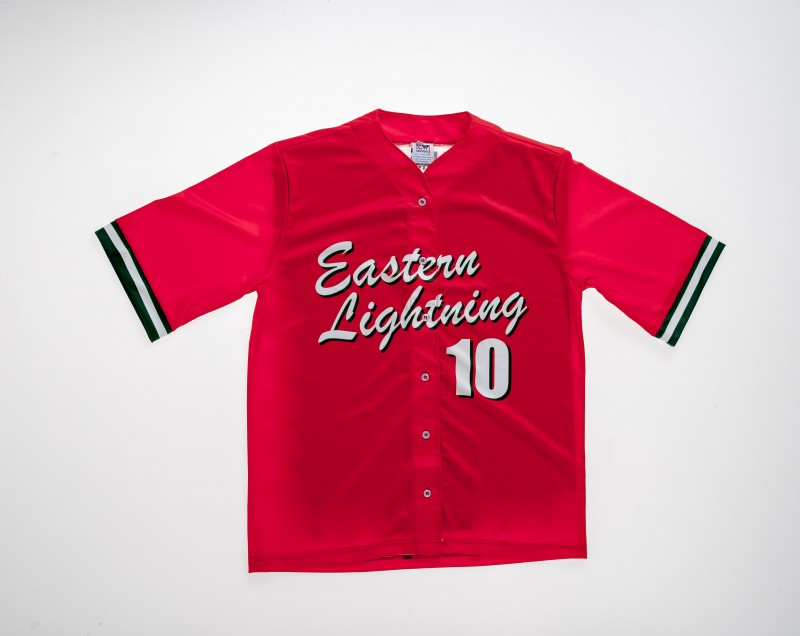 Eastern Lightning  baseball top