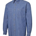 FCW - L/S COTTON CHAMBRAY SHIRT