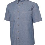 FCW - S/S COTTON CHAMBRAY SHIRT
