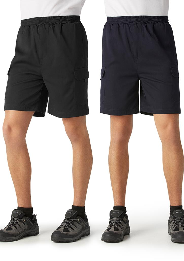Mens Detroit Pull-On Short