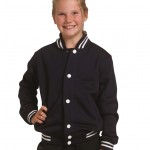 FCW - Kids Plain bomber jacket (assorted colours)