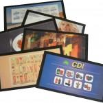 FCW - CDI-M80 (screen printed) + CD-M81 (full color)
