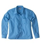 FCW - Girls long sleeve polyester cotton blouse