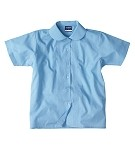 FCW - Girls short sleeve pin tuck blouse