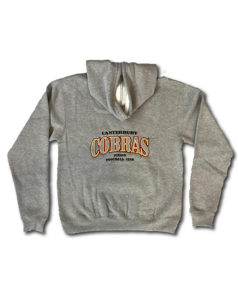 Canterbury Cobras Football Club Hoodie