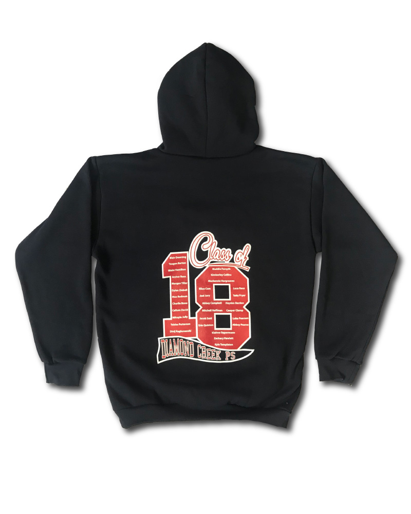 Diamond Creek Primary School Hoodie
