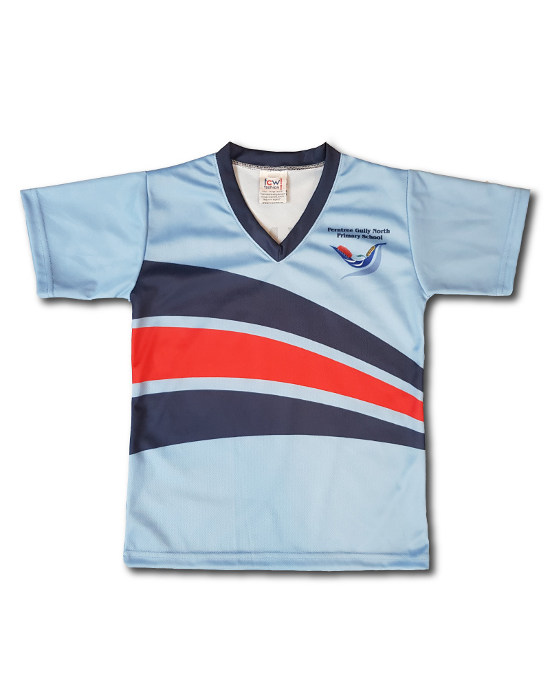 Ferntree Gully North Primary School Sport Top