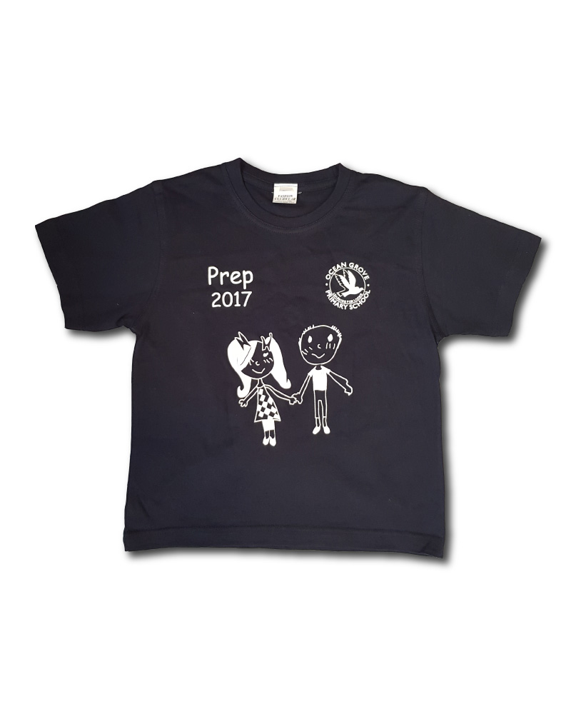 Ocean Grove Primary School Prep T-Shirts