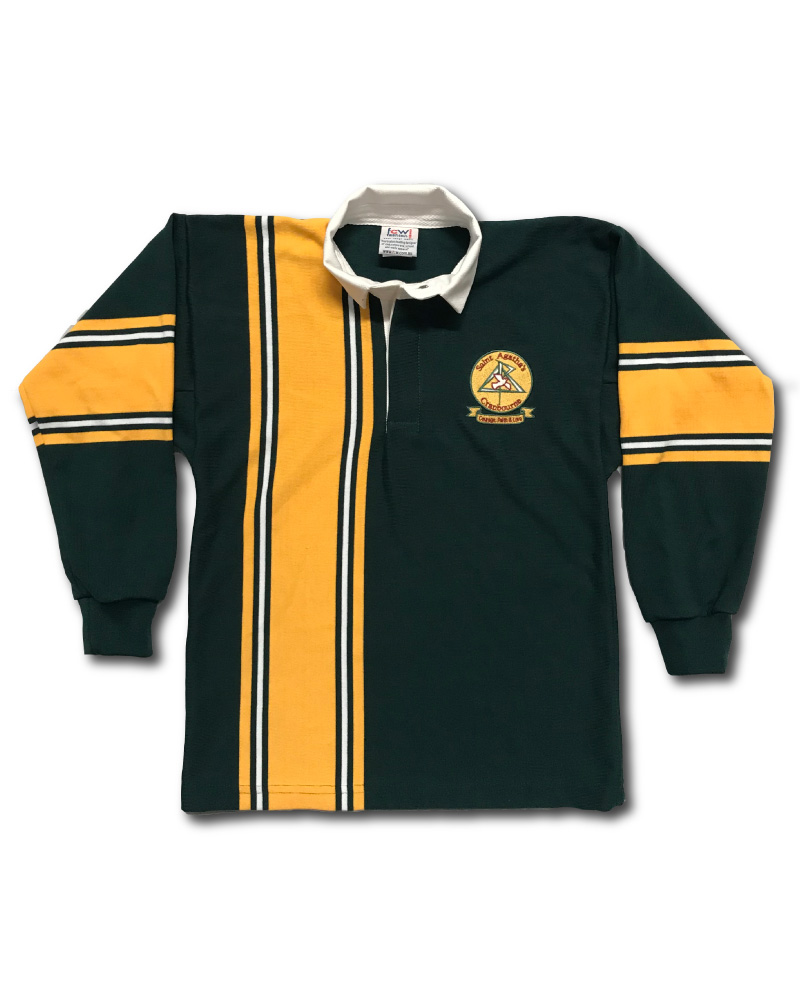 St.Agatha's Primary School Rugby Shirt