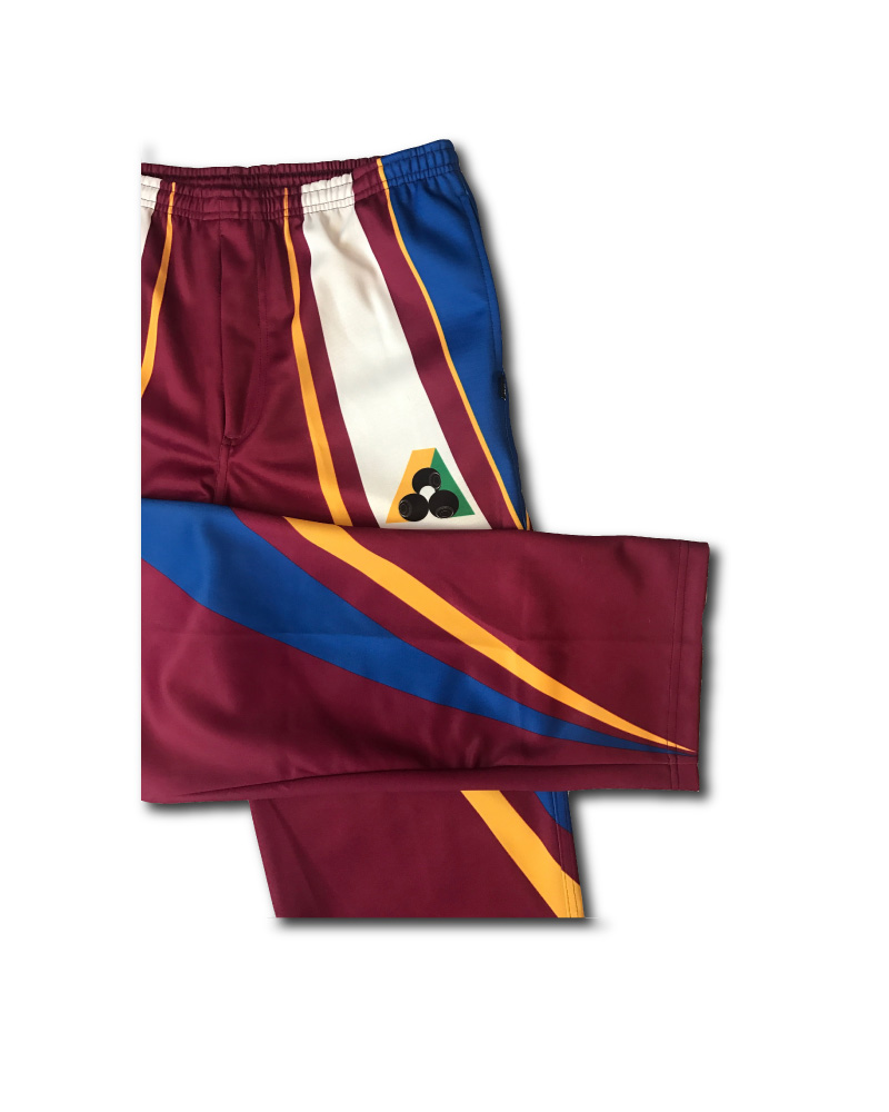 Marong Bowls Club Trousers