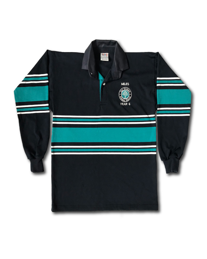 Old Orchard Rugby Jumper
