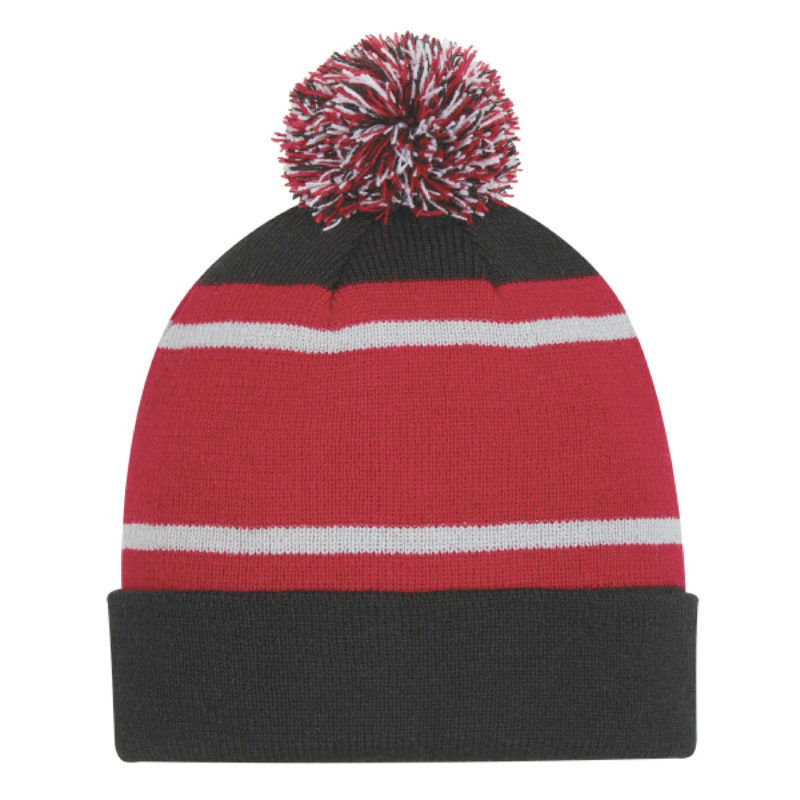 Beanie Design Red