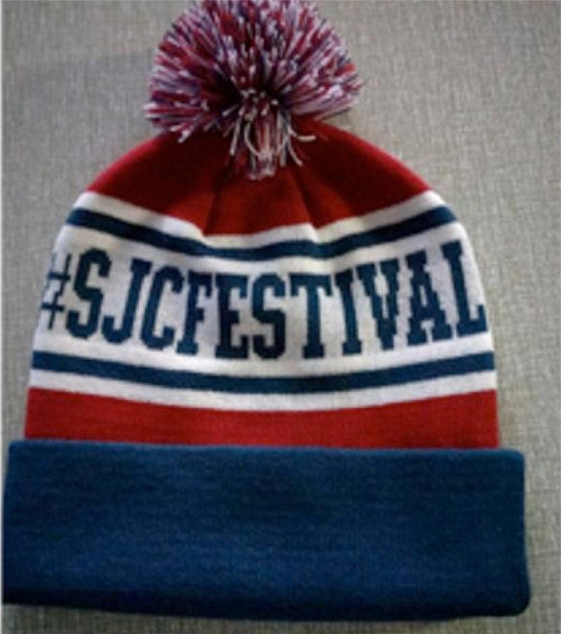 SJCFestival Beanie Design