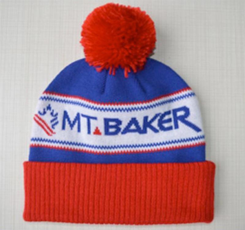 Mt.Baker Beanie Design