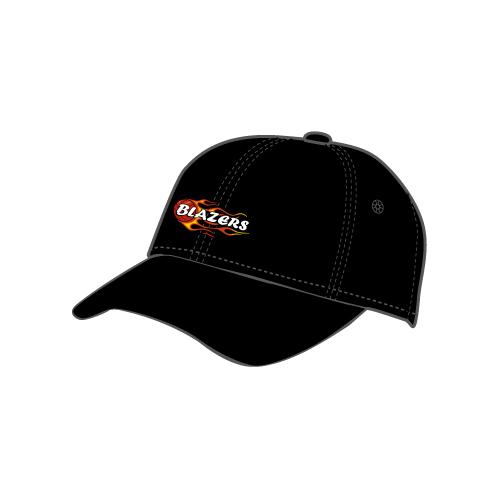 Balwyn Blazers Basketball – Black/Black Cap