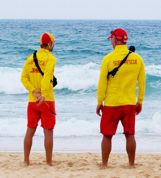 FCW - Surf Life Saving